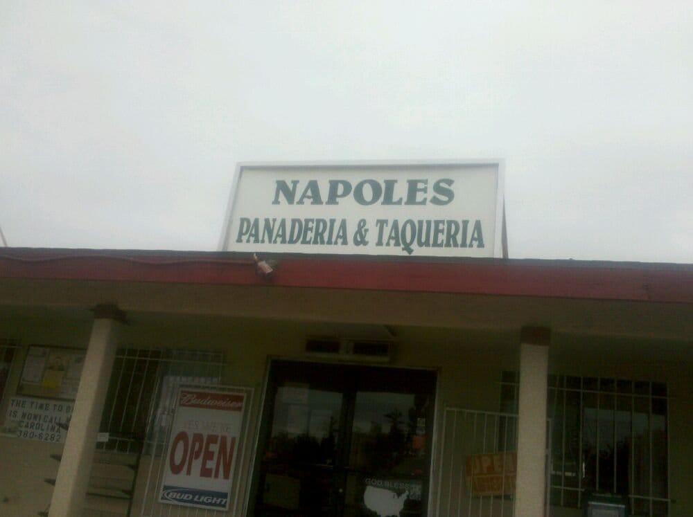 Napoles Baker & Mini Mart: 2590 Whitley Ave, Corcoran, CA