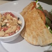 Zoes Kitchen Greek Chicken Pita zoes kitchen - 14 photos & 17 reviews - mediterranean - 12900