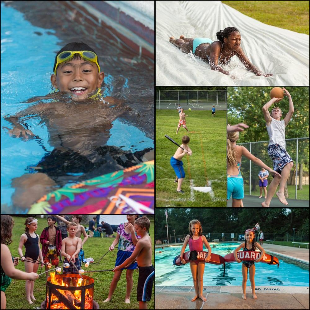 Atholton Swim Club: 6731 Seneca Dr, Columbia, MD