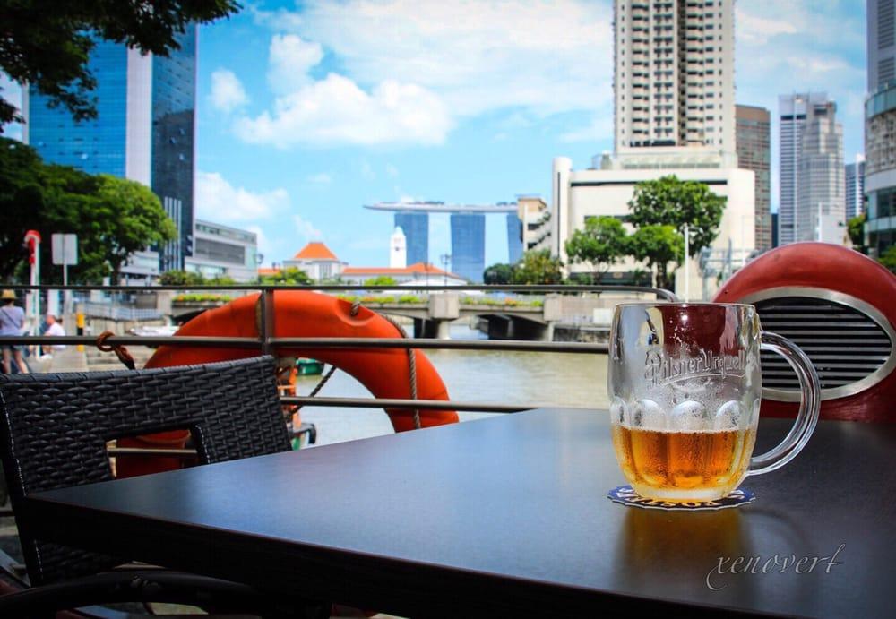 Bungy Bar Singapore