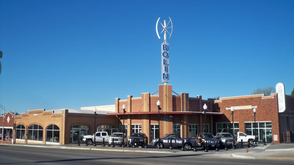 Mainer Ford of Bristow: 512 N Main St, Bristow, OK