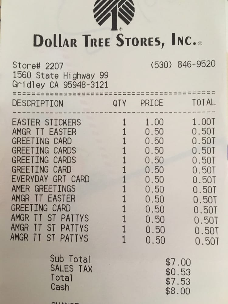 99 Store Near Me >> Dollar Tree Stores - 17 Photos - Discount Store - 1560 State Highway 99, Gridley, CA - Phone ...