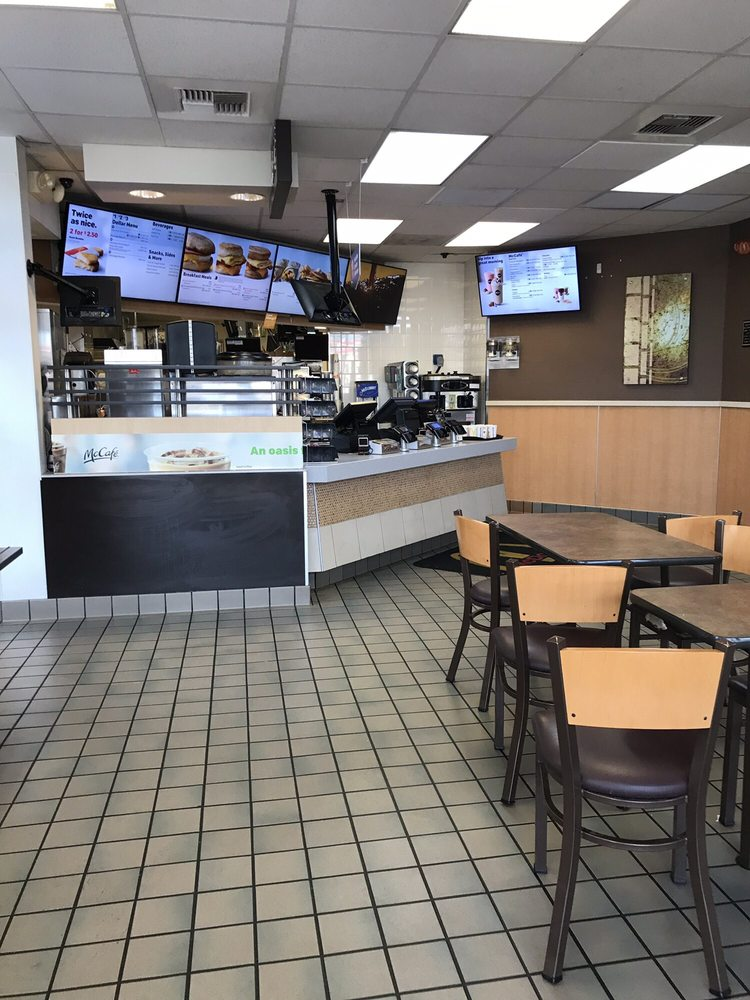 McDonald's: 101 W Galbreath Way, Ritzville, WA