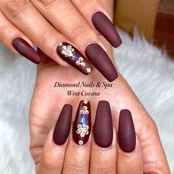 Photo Of Diamond Nails Spa West Covina Ca United States