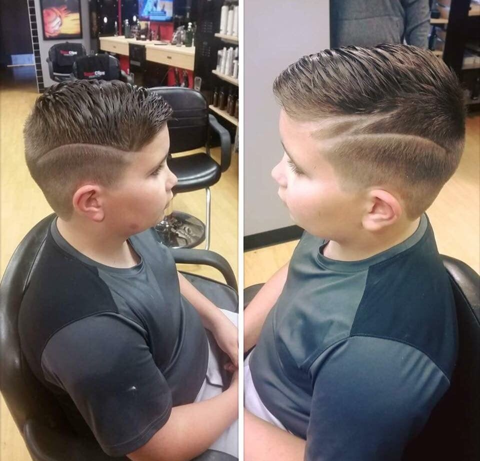 haircut done on a kid at sports clips! - yelp