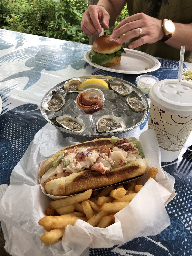 Osterville Fish, Too: 275 Mill Way, Barnstable, MA