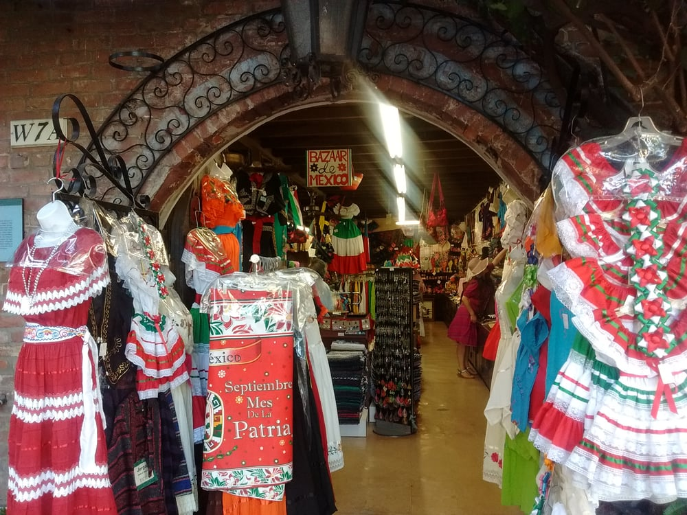 Bazaar De Mexico