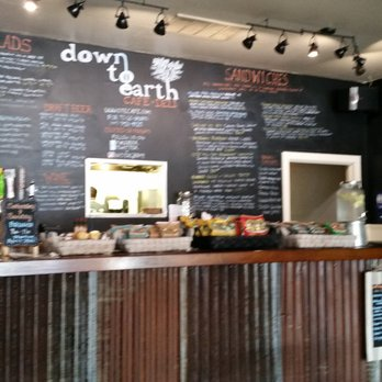 Down To Earth Cafe Deli Order Online 143 Photos