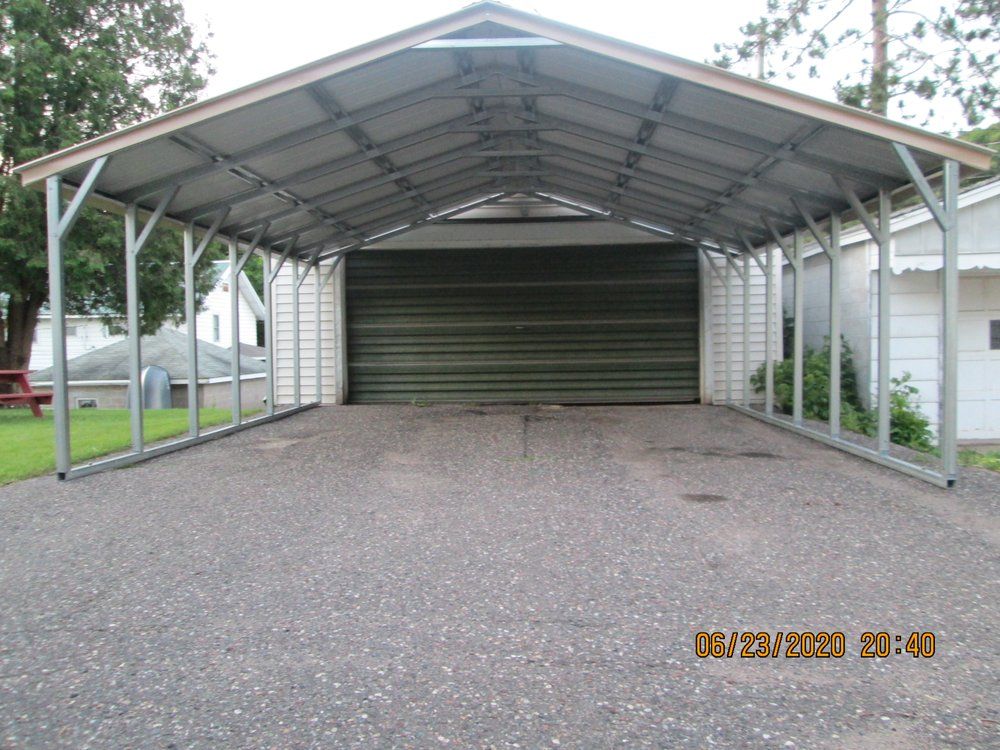 G & C Carports: 1324 17 Mile Rd, Kent City, MI
