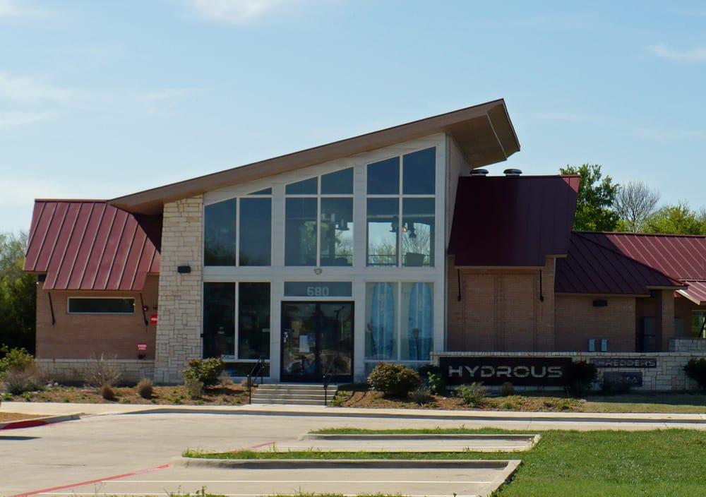 Hydrous: 580 N Cedar Dr, Allen, TX