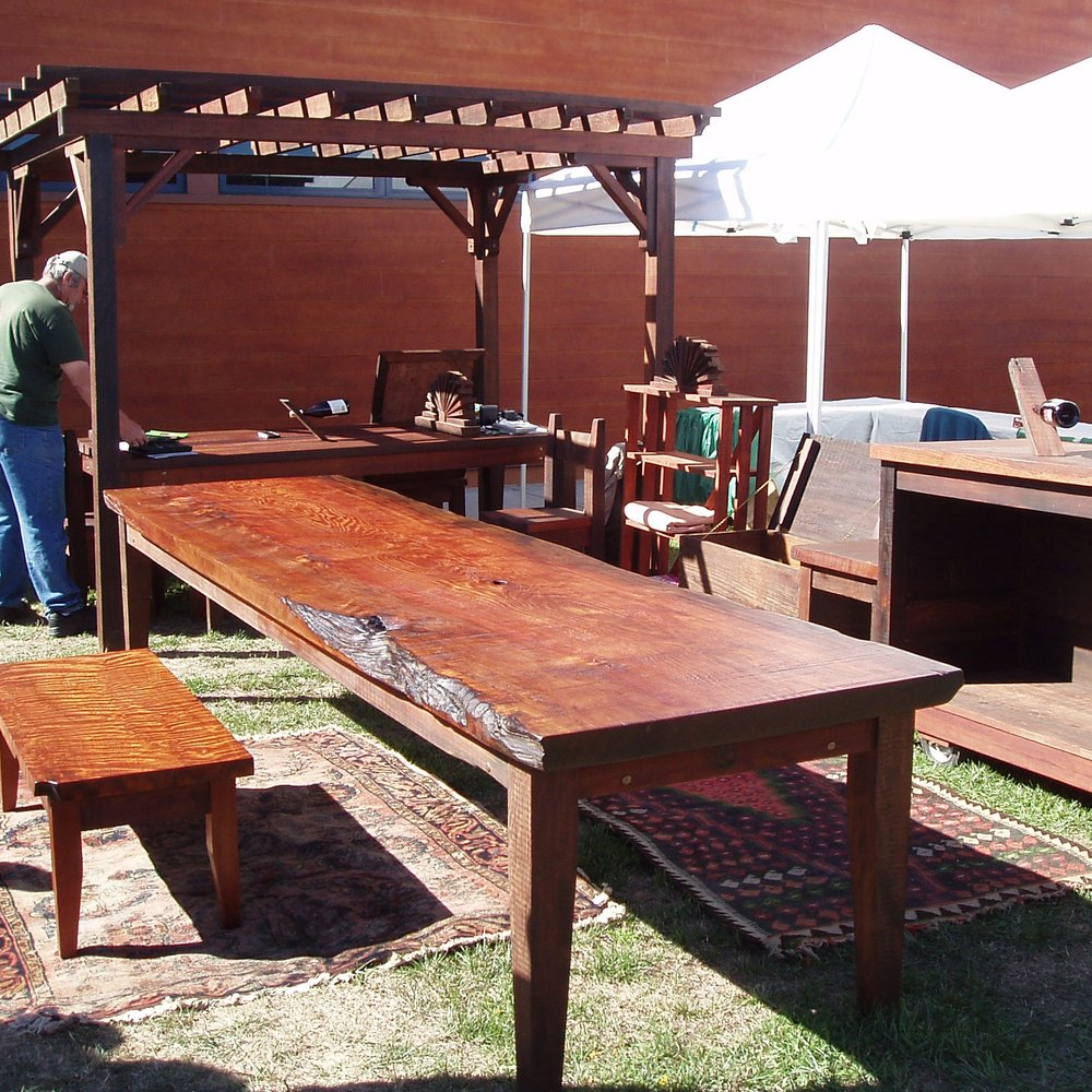 Mendocino Heritage Furniture Co. | 40927 Airport Rd, Little River, CA, 95456 | +1 (707) 357-4562