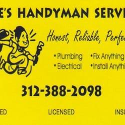 Joe S Handyman Service 19 Reviews Handyman 2506 N