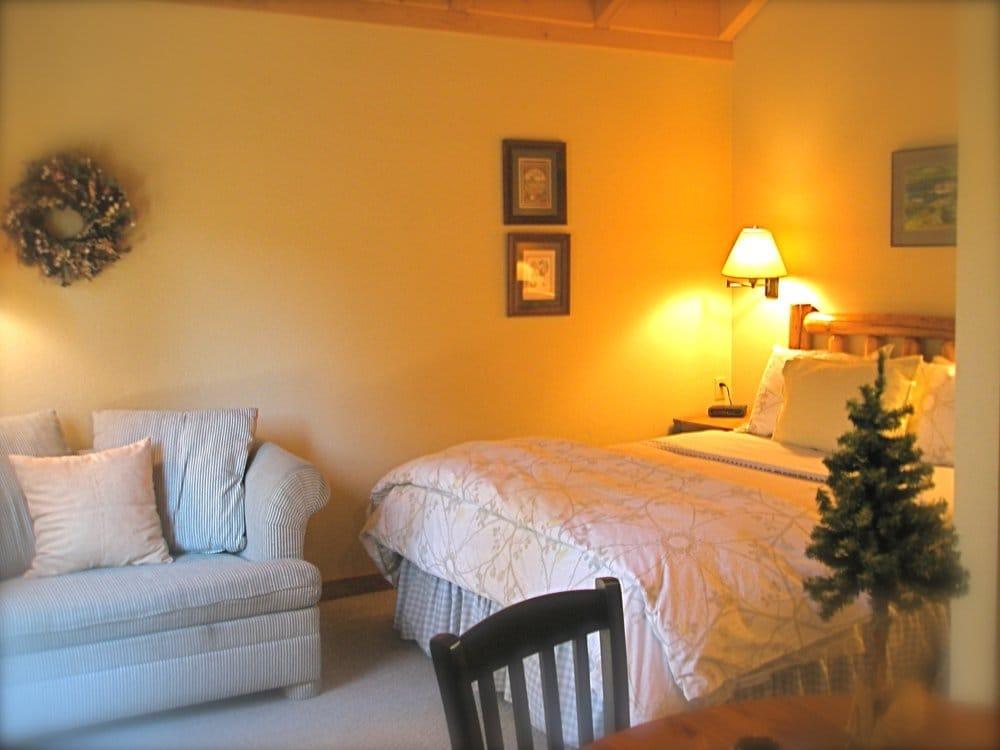 Chewuch Inn Cabins Accommodation
