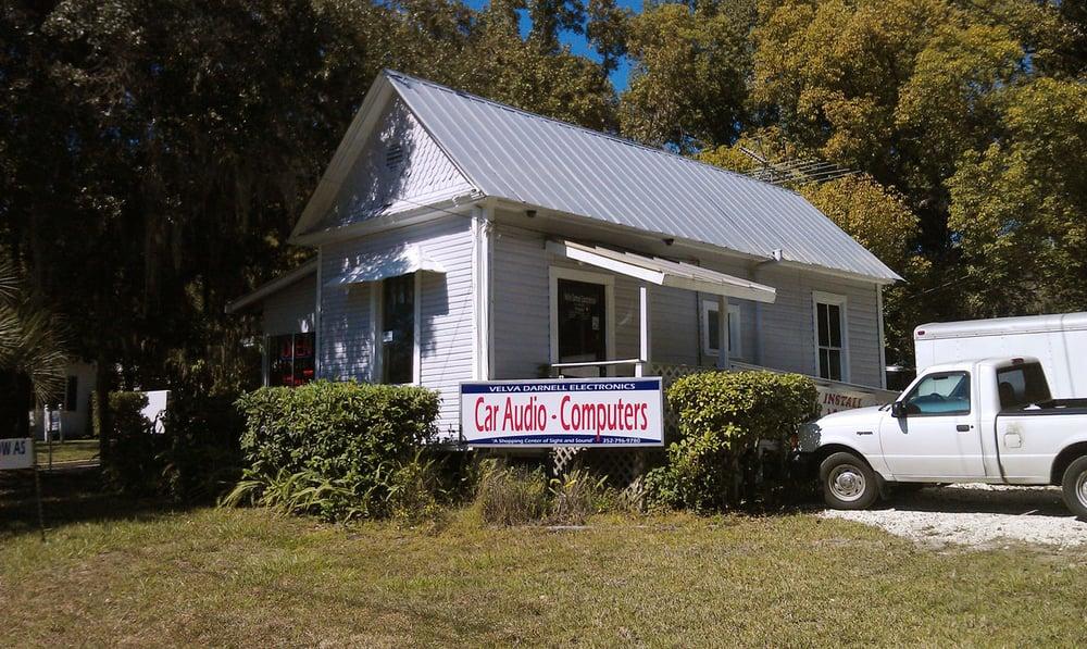 Velva Darnell Electronics: 102 Bell Ave, Brooksville, FL