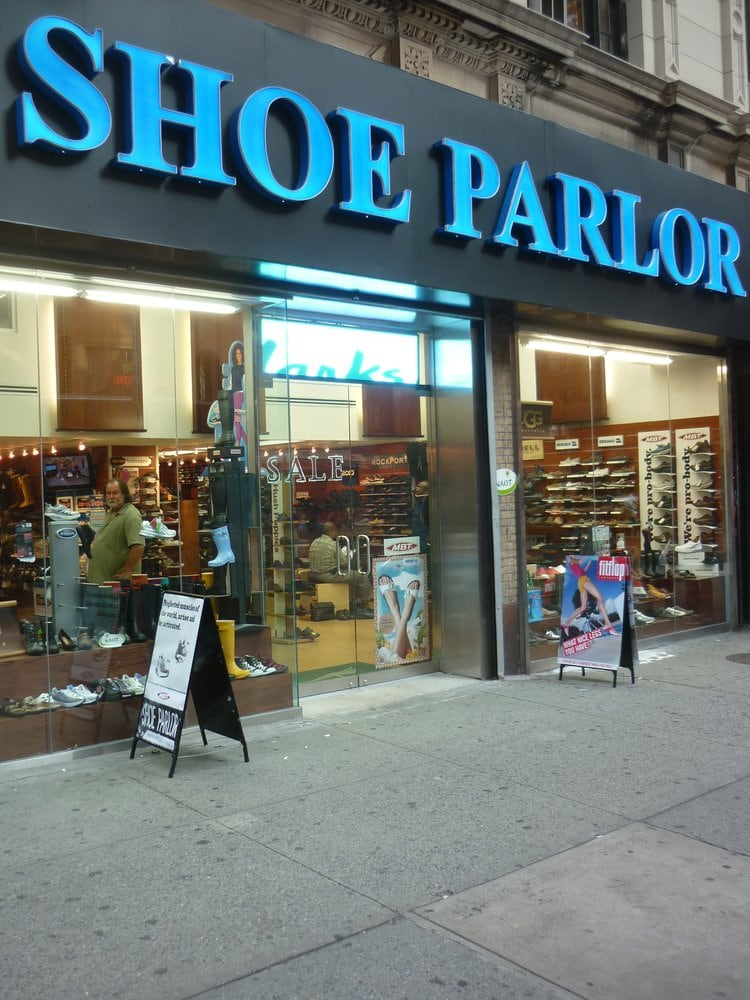 Internet Services Near Me >> Shoe Parlor - 22 Photos & 51 Reviews - Shoe Stores - 851 7th Ave, Midtown West, New York, NY ...