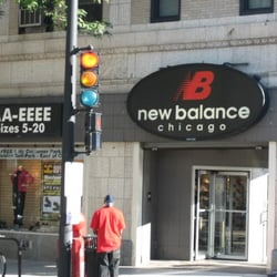 new balance stores in chicago