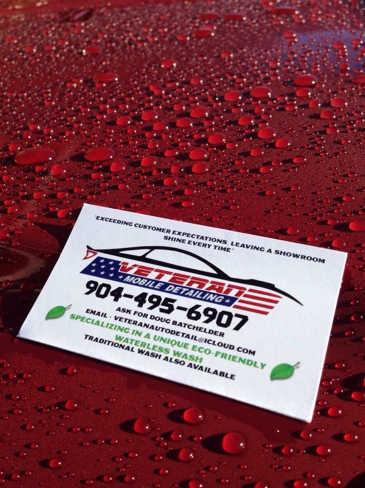 Veteran Mobile Auto Detail: Glendale Ln, Orange Park, FL