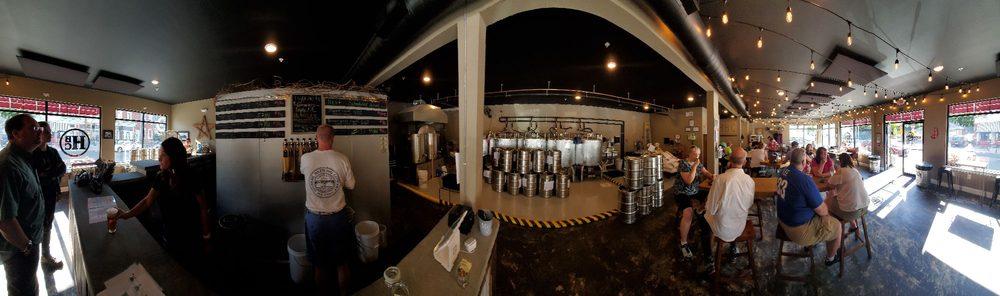 Highrail Brewing: 20 Main St, High Bridge, NJ