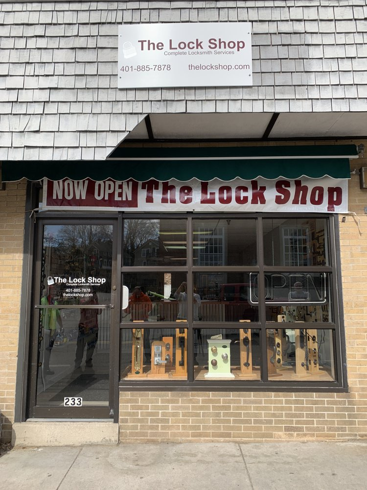 The Lock Shop: 233 Robinson St, Wakefield, RI