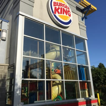 Burger King Playground Near Me