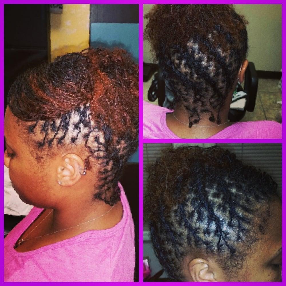 Natural Hair Care Salons Houston Tx