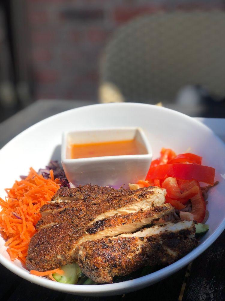 Food from Greenleaf Restaurant