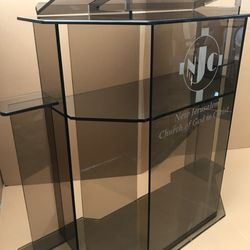 Photo Of Acrylic Podiums Mcd Pulpits Los Angeles Ca United States Full