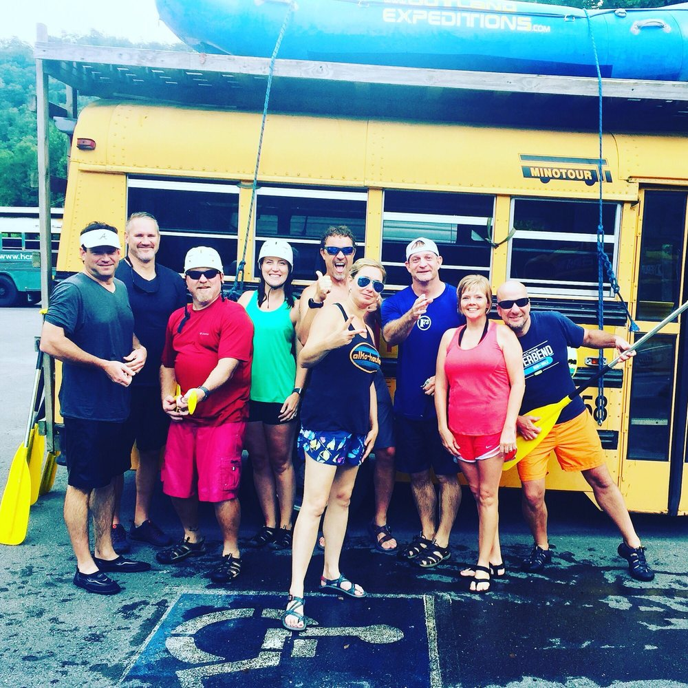 Outland Expeditions Ocoee River Rafting: 6501 Waterlevel Hwy, Cleveland, TN