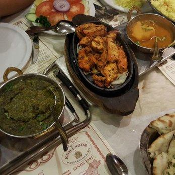 Indian Restaurant Koh I Noor Amsterdam
