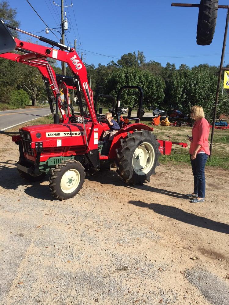 Whitworth Farm Equipment and Trailer Sales: 7458 Deatsville Hwy, Deatsville, AL
