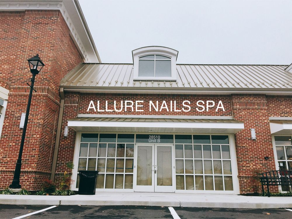 Allure Nails Spa: 28510 Marlboro Ave, Easton, MD