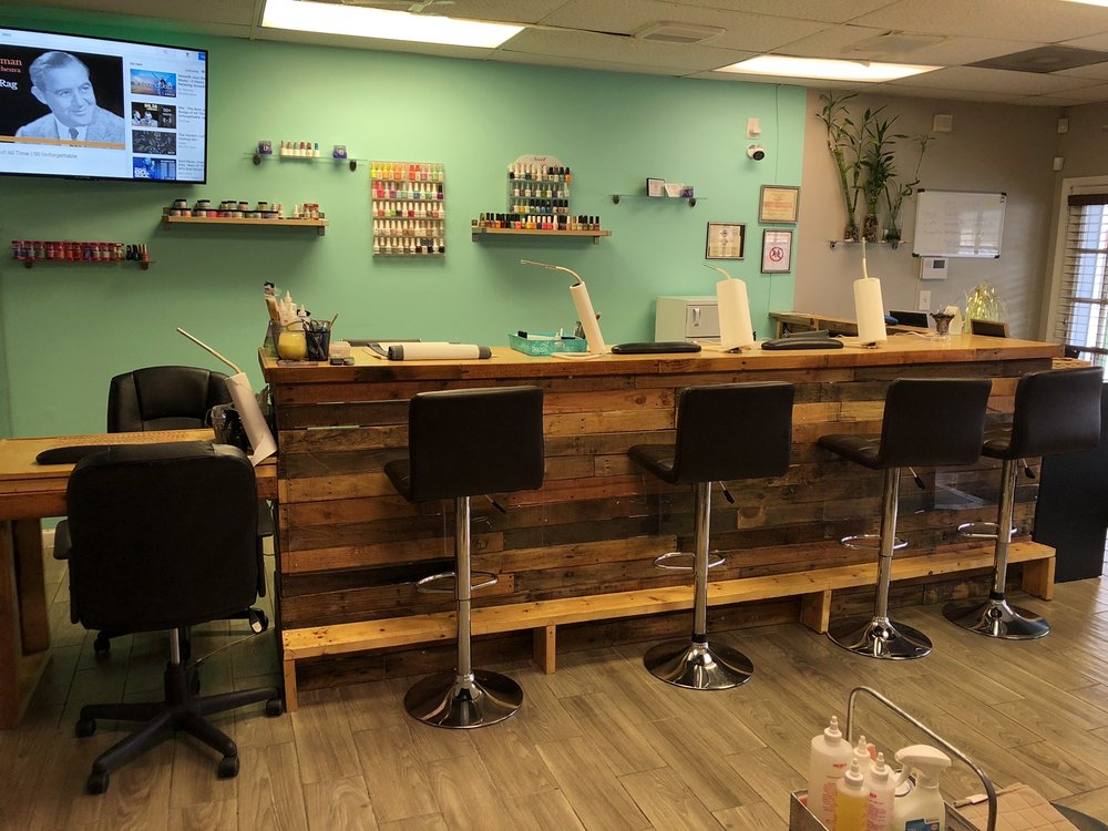 ByKole Nail Bar: 1622 Virginia Ave, College Park, GA