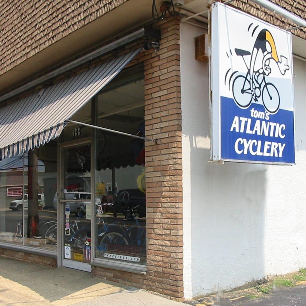 Tom's Atlantic Cyclery: 188 1st Ave, Atlantic Highlands, NJ