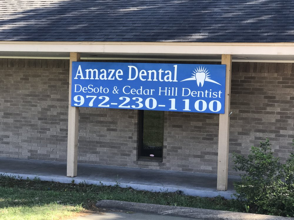 Amaze Dental DeSoto \u0026 Cedar Hill Dentist  12 Fotos  Zahnheilkunde  216 Dalton Dr, Desoto, TX