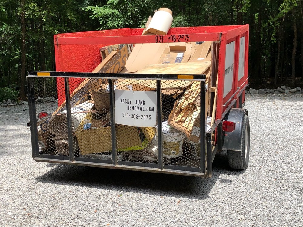 Wacky Junk Removal: Decherd, TN