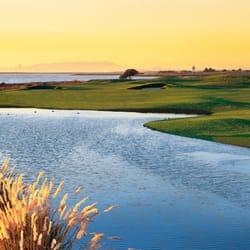 City of San Leandro - Monarch Bay Golf Club logo
