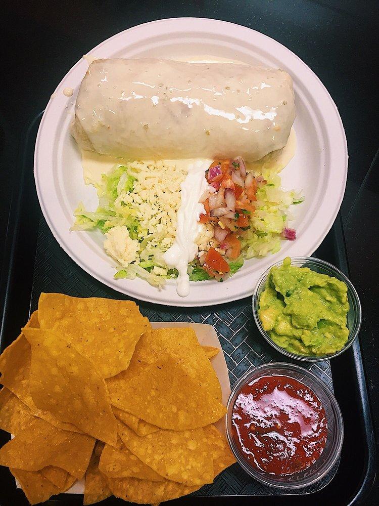 Los Burritos: 1580 Crossways Blvd, Chesapeake, VA