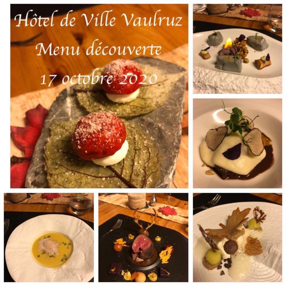 Restaurant Hôtel de Ville Fontana et Vaucher  - Vaulruz