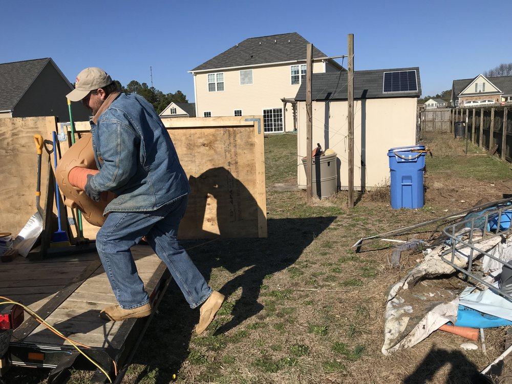 Sandhills Junk Removal: Sanford, NC