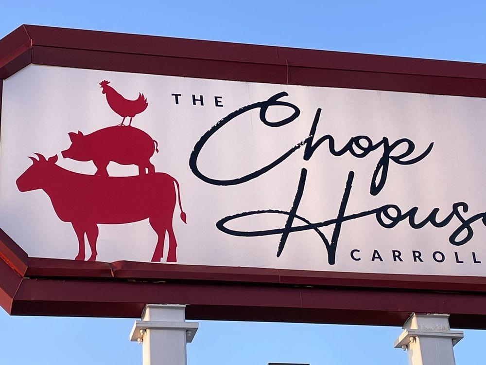 The Chop House Carrollton: 1117 Canton Rd NW, Carrollton, OH