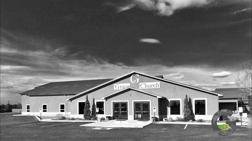 Grace Community Church: 100 N Meridian, Rupert, ID