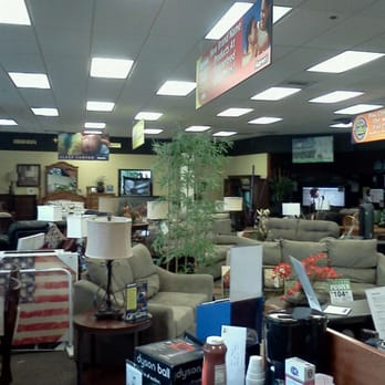 po of aarons citrus heights ca united states inside the store