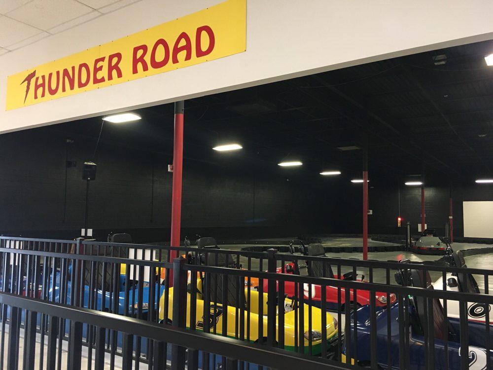Thunder Alley Family Center: 533 Highway 46 S, Dickson, TN
