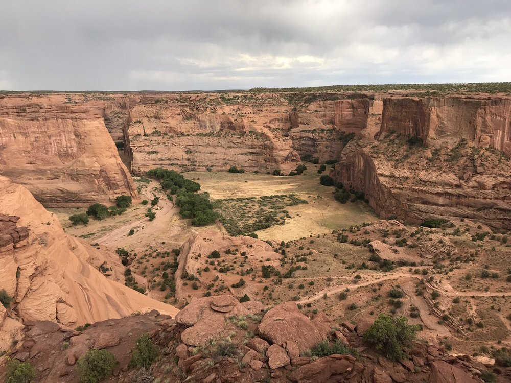 Canyon de Chelly National Monument: Chinle, AZ