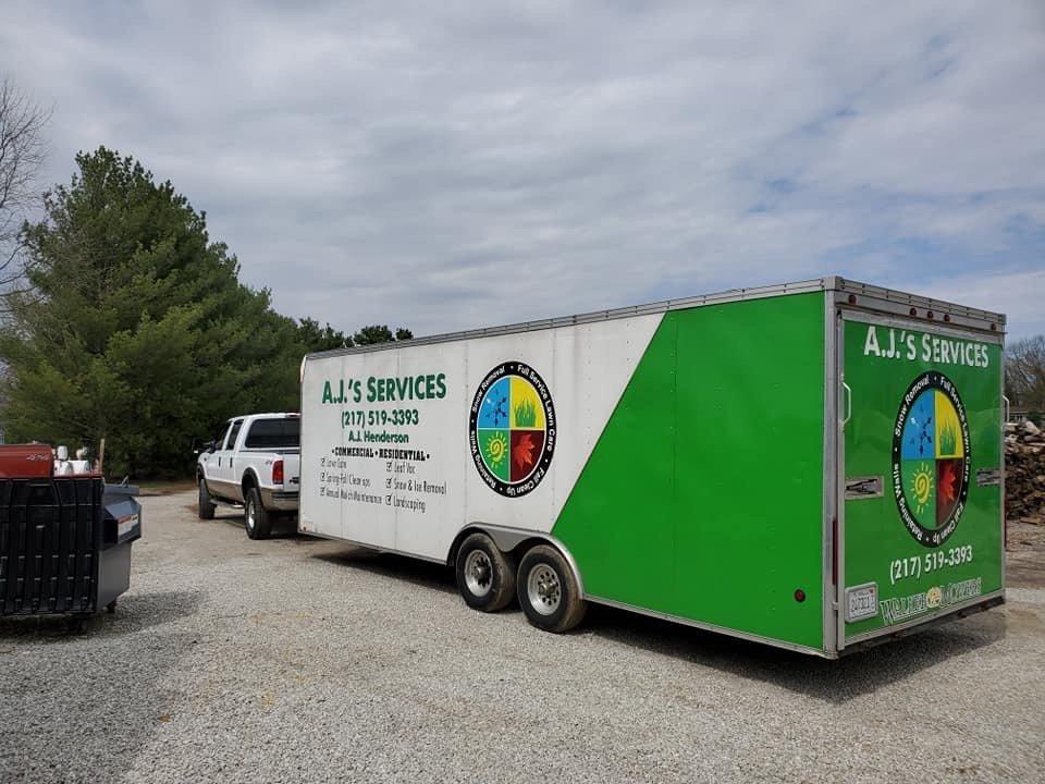 AJ  Services: 7475 Walker Rd, Decatur, IL