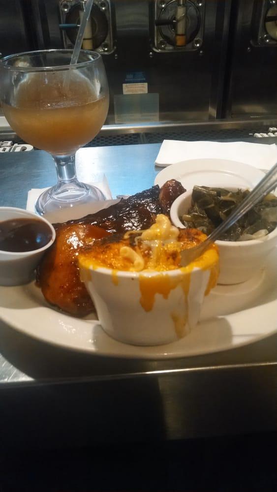 Chicken and rib combo yelp for Harlem food bar yelp