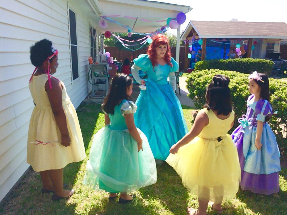 Fairytale Princess Parties DFW