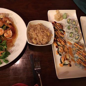 Photo Of Hana Anese Restaurant South Burlington Vt United States From Left