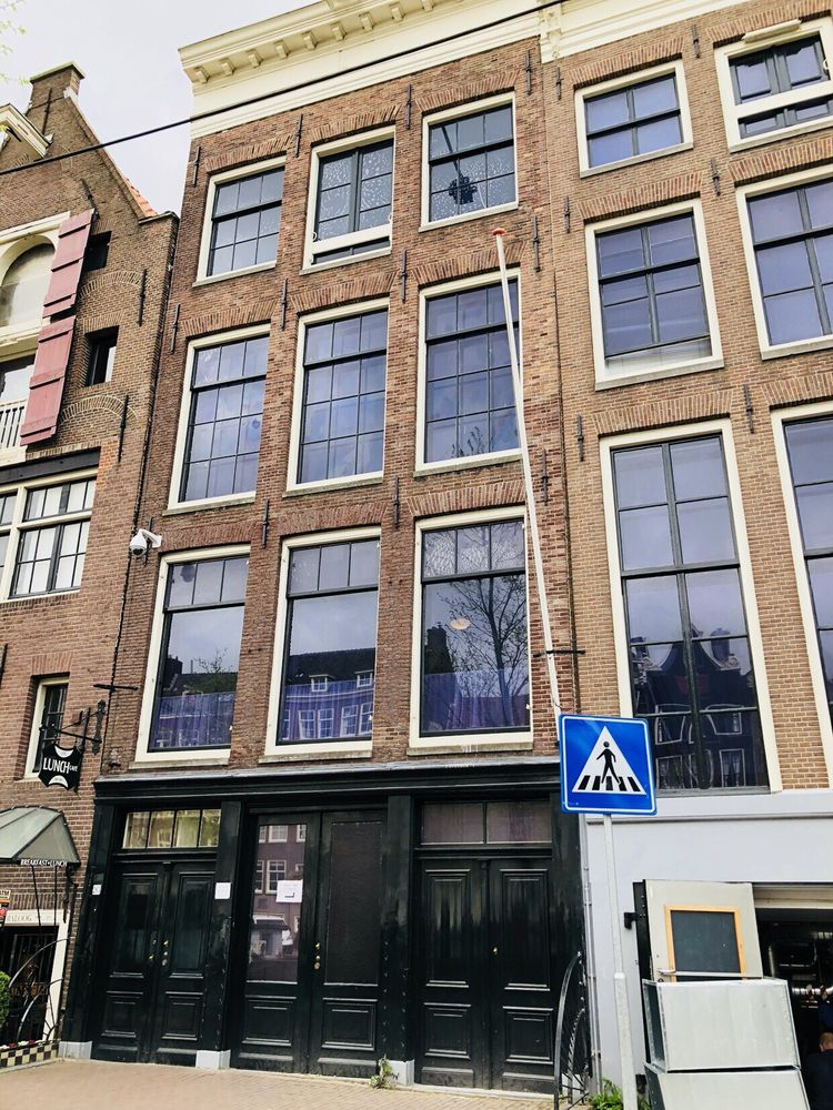 Anne Frank House: Prinsengracht 267, Amsterdam, NH
