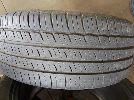 What Time Does Discount Tire Close >> Photo Showing Tire Has Significant Tread Remaining Notice The Tread